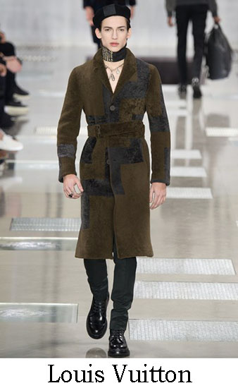 Louis Vuitton Autunno Inverno 2016 2017 Uomo Look 16