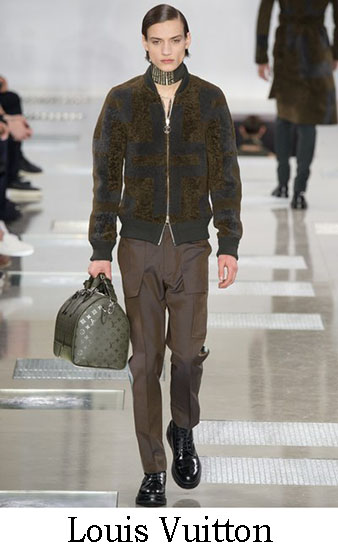 Louis Vuitton Autunno Inverno 2016 2017 Uomo Look 18