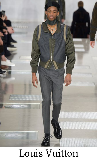 Louis Vuitton Autunno Inverno 2016 2017 Uomo Look 19