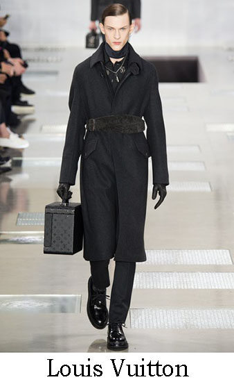 Louis Vuitton Autunno Inverno 2016 2017 Uomo Look 2