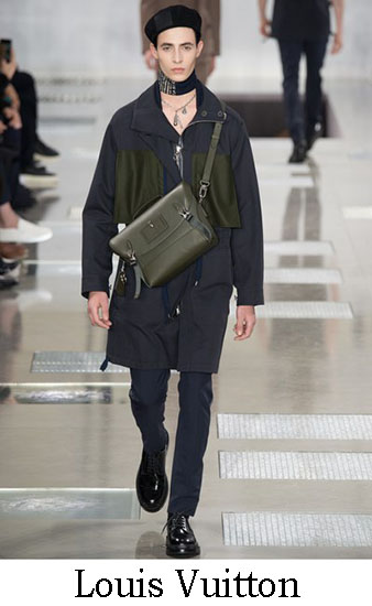 Louis Vuitton Autunno Inverno 2016 2017 Uomo Look 24