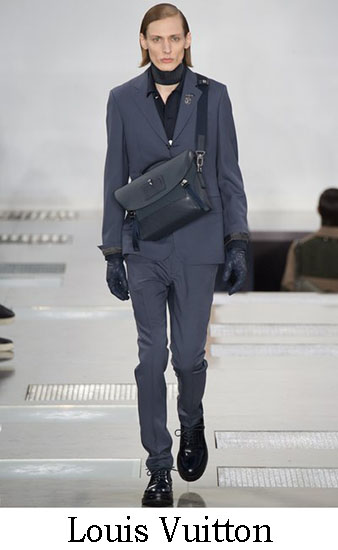 Louis Vuitton Autunno Inverno 2016 2017 Uomo Look 26