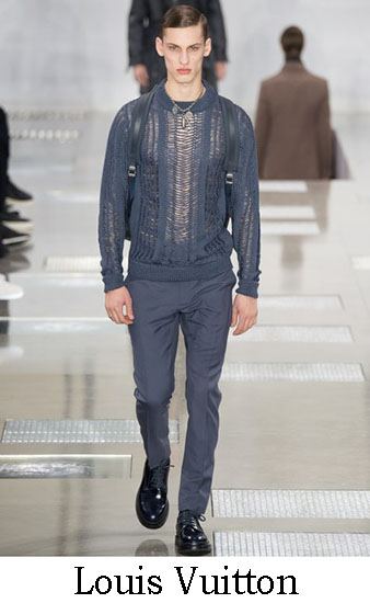 Louis Vuitton Autunno Inverno 2016 2017 Uomo Look 27