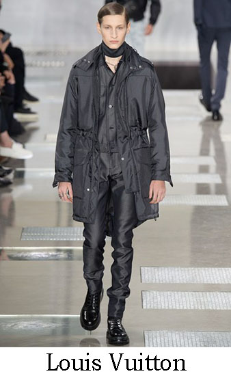 Louis Vuitton Autunno Inverno 2016 2017 Uomo Look 28