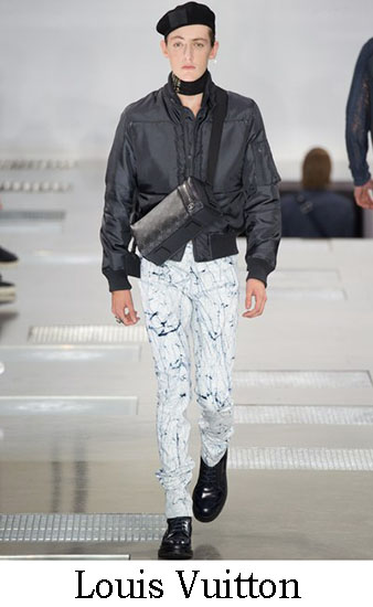 Louis Vuitton Autunno Inverno 2016 2017 Uomo Look 29