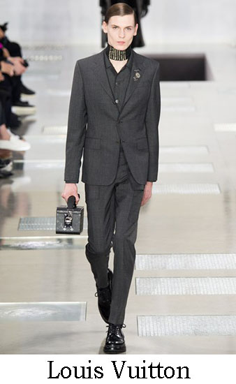 Louis Vuitton Autunno Inverno 2016 2017 Uomo Look 3