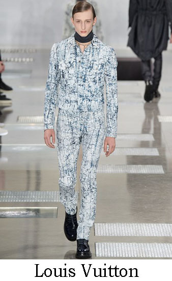 Louis Vuitton Autunno Inverno 2016 2017 Uomo Look 30