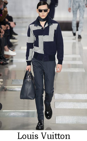 Louis Vuitton Autunno Inverno 2016 2017 Uomo Look 32