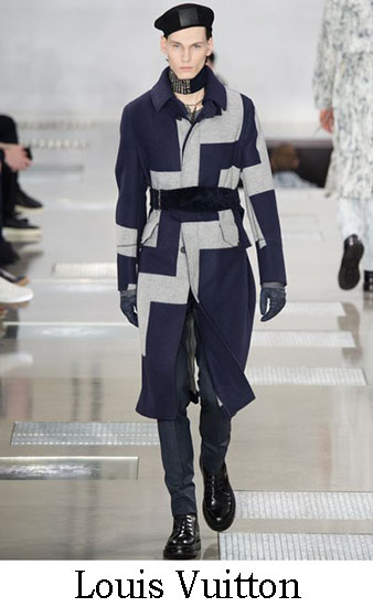 Louis Vuitton Autunno Inverno 2016 2017 Uomo Look 33