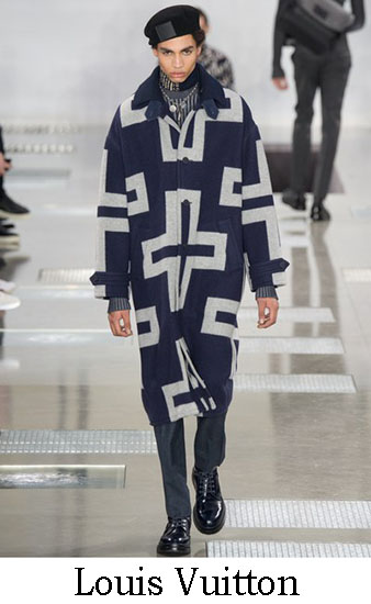 Louis Vuitton Autunno Inverno 2016 2017 Uomo Look 36