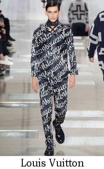 Louis Vuitton Autunno Inverno 2016 2017 Uomo Look 37