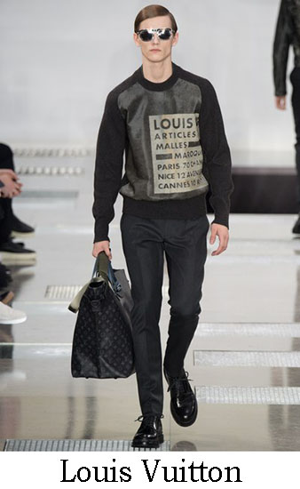 Louis Vuitton Autunno Inverno 2016 2017 Uomo Look 7