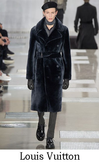 Louis Vuitton Autunno Inverno 2016 2017 Uomo Look 8