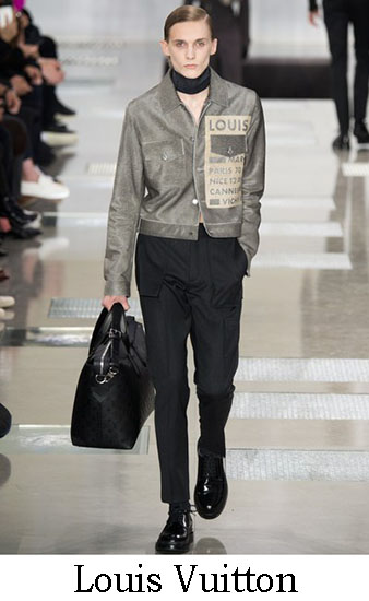 Louis Vuitton Autunno Inverno 2016 2017 Uomo Look 9