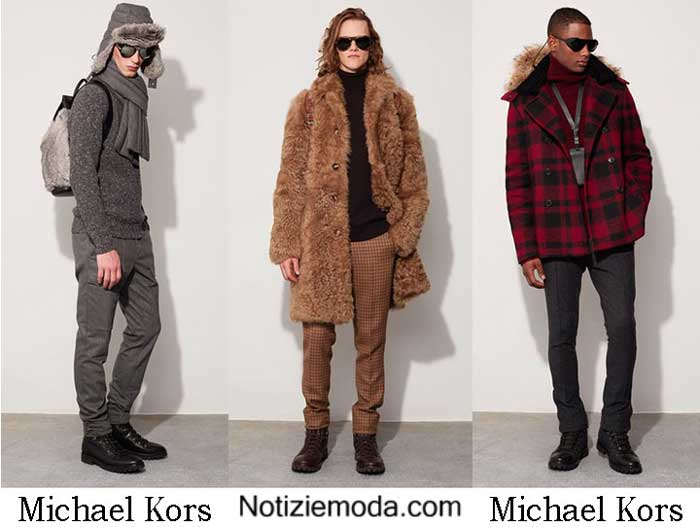 Michael Kors Autunno Inverno 2016 2017 Uomo