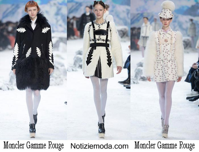 Moncler Gamme Rouge Autunno Inverno 2016 2017
