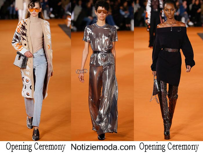 Opening Ceremony Autunno Inverno 2016 2017 Donna