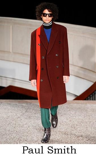 Paul Smith Autunno Inverno 2016 2017 Moda Uomo 2