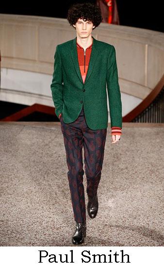 Paul Smith Autunno Inverno 2016 2017 Moda Uomo 25