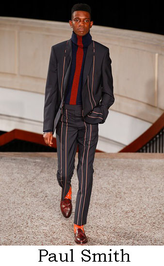 Paul Smith Autunno Inverno 2016 2017 Moda Uomo 9