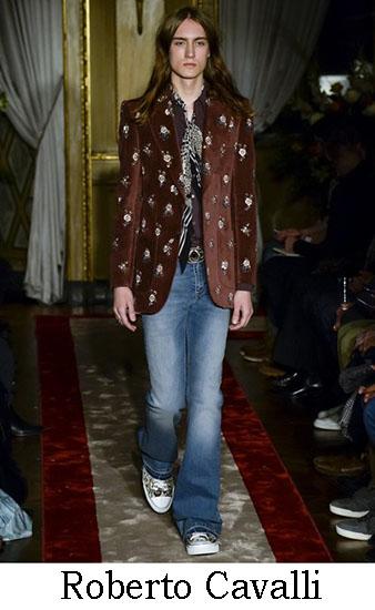 Roberto Cavalli Autunno Inverno 2016 2017 Uomo Look 12