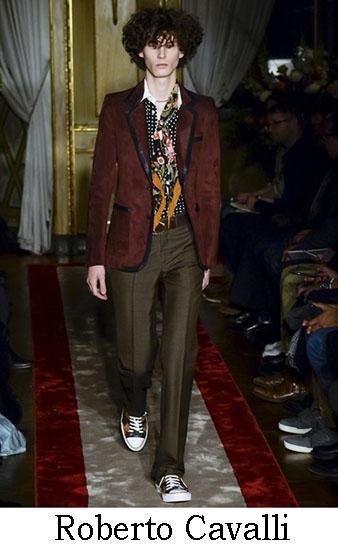 Roberto Cavalli Autunno Inverno 2016 2017 Uomo Look 18