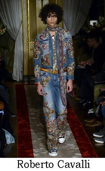 Roberto Cavalli Autunno Inverno 2016 2017 Uomo Look 21