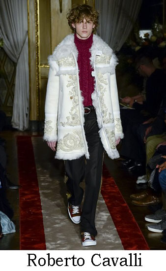 Roberto Cavalli Autunno Inverno 2016 2017 Uomo Look 22