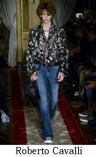 Roberto Cavalli Autunno Inverno 2016 2017 Uomo Look 24