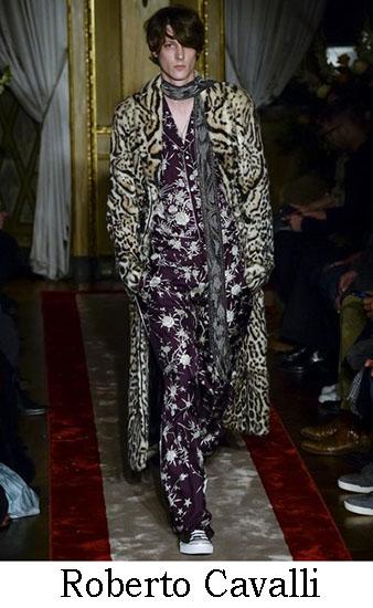 Roberto Cavalli Autunno Inverno 2016 2017 Uomo Look 25