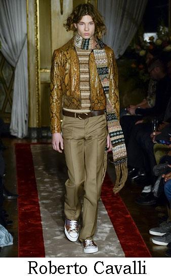 Roberto Cavalli Autunno Inverno 2016 2017 Uomo Look 3