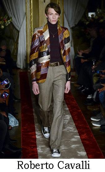 Roberto Cavalli Autunno Inverno 2016 2017 Uomo Look 8