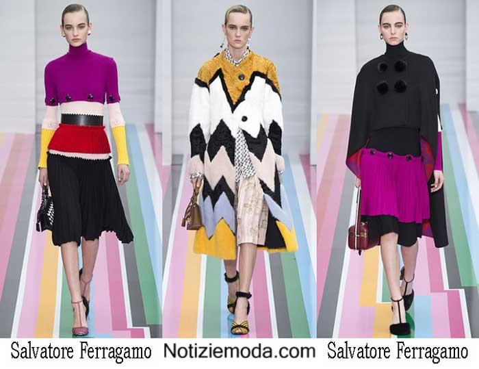 Abbigliamento Salvatore Ferragamo autunno inverno 2016 2017 donna 470995d352c