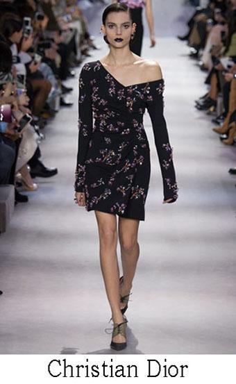 Stiye Christian Dior Autunno Inverno 2016 2017 Donna 1