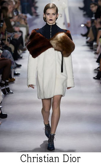 Stiye Christian Dior Autunno Inverno 2016 2017 Donna 4