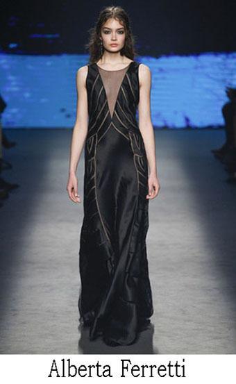Style Alberta Ferretti Autunno Inverno 2016 2017 Look 1