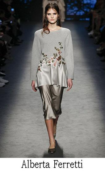 Style Alberta Ferretti Autunno Inverno 2016 2017 Look 21