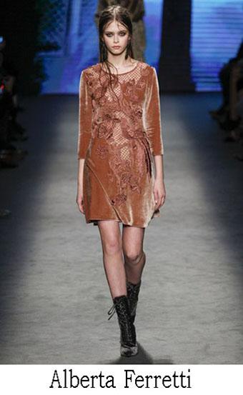 Style Alberta Ferretti Autunno Inverno 2016 2017 Look 43