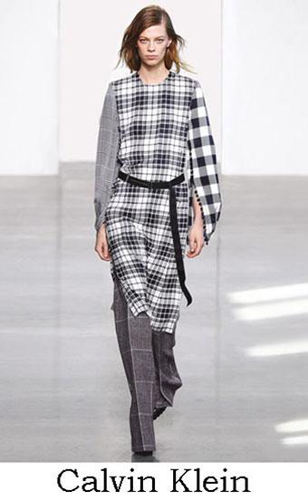 Style Calvin Klein Autunno Inverno 2016 2017 Donna 1