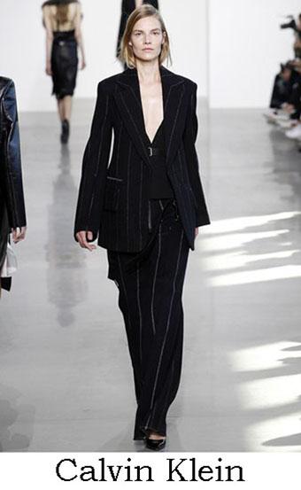 Style Calvin Klein Autunno Inverno 2016 2017 Donna 11