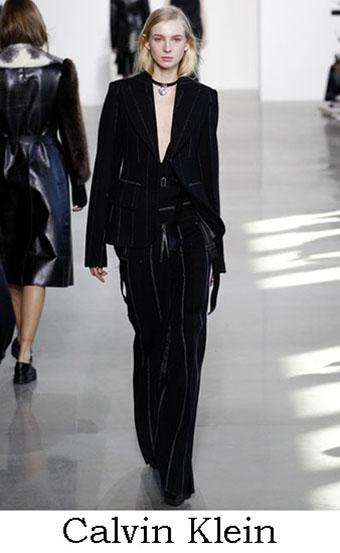 Style Calvin Klein Autunno Inverno 2016 2017 Donna 13