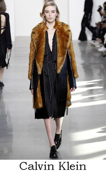 Style Calvin Klein Autunno Inverno 2016 2017 Donna 16