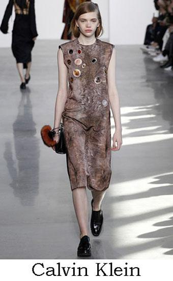 Style Calvin Klein Autunno Inverno 2016 2017 Donna 17