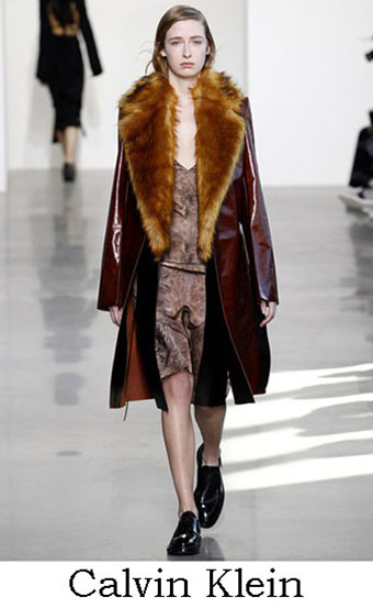 Style Calvin Klein Autunno Inverno 2016 2017 Donna 18