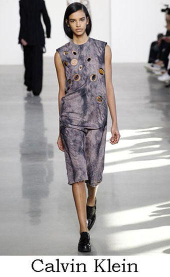 Style Calvin Klein Autunno Inverno 2016 2017 Donna 19
