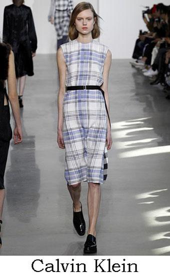 Style Calvin Klein Autunno Inverno 2016 2017 Donna 2