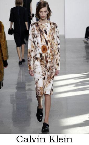 Style Calvin Klein Autunno Inverno 2016 2017 Donna 21
