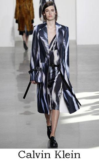 Style Calvin Klein Autunno Inverno 2016 2017 Donna 22