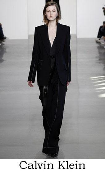 Style Calvin Klein Autunno Inverno 2016 2017 Donna 23