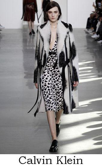 Style Calvin Klein Autunno Inverno 2016 2017 Donna 25